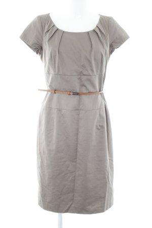 Daniel Hechter Abendkleid graubraun Elegant