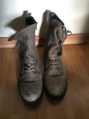 Daniel Hechter Boots / Stiefel Leder