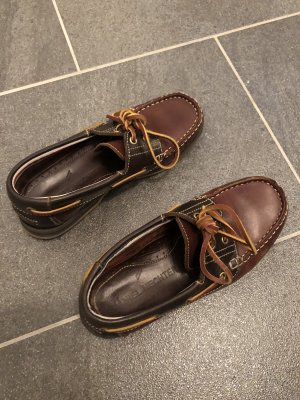 Daniel Hechter Sailing Shoes light brown-brown
