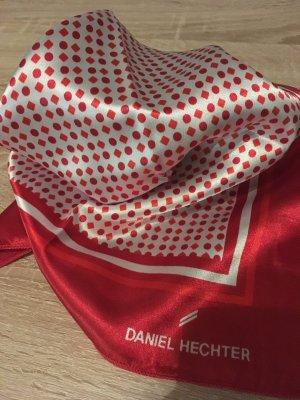 Daniel Hechter Neckerchief brick red-oatmeal