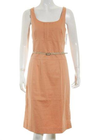 Daniel Hechter Kleid apricot klassischer Stil