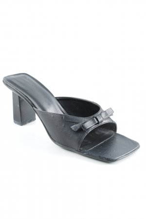 Daniel Hechter Comfort Sandals black casual look
