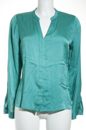 Daniel Hechter Langarm-Bluse grün Elegant