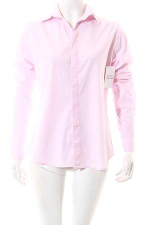 Daniel Hechter Shirt met lange mouwen roze casual uitstraling