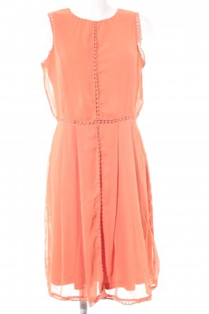 Daniel Hechter Minikleid orange Casual-Look