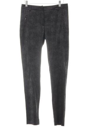 Daniel Hechter Drainpipe Trousers black casual look