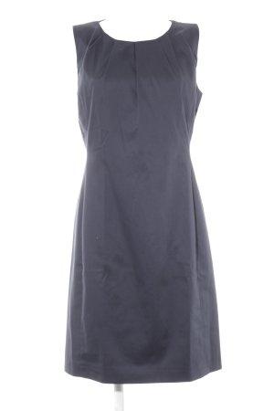 Daniel Hechter schulterfreies Kleid dunkelblau Elegant