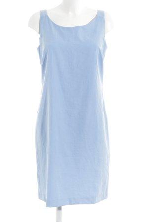 Daniel Hechter Trägerkleid kornblumenblau schlichter Stil