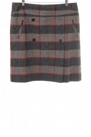 Daniel Hechter Tweed Skirt check pattern classic style