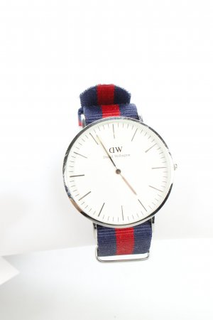 Daniel Wellington Analoguhr mehrfarbig Segel-Look