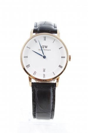 Daniel Wellington Analoguhr mehrfarbig Street-Fashion-Look