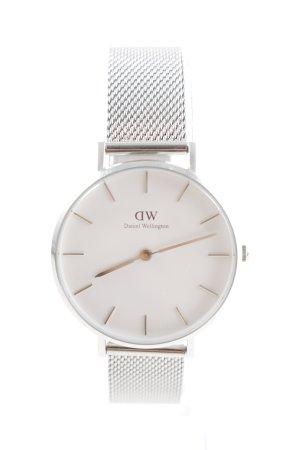Daniel Wellington Analog Watch silver-colored elegant