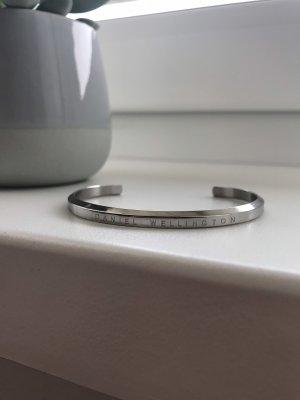 Daniel Wellington Bracelet de bras argenté