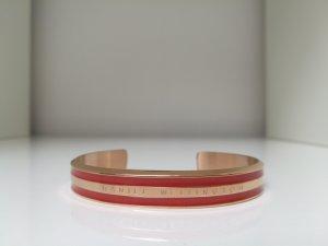 Daniel Wellington Bangle rose-gold-coloured-dark red