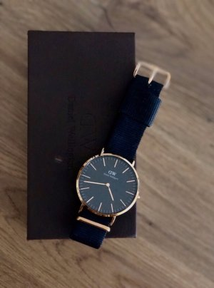 Daniel Wellington// Classic Cornwall Rose Gold 40mm