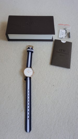 Daniel Wellington Analog Watch multicolored stainless steel