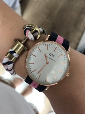 daniel wellington uhren g nstig kaufen second hand. Black Bedroom Furniture Sets. Home Design Ideas