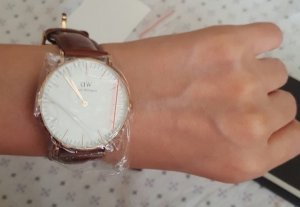 Daniel Wellington Damenuhr original