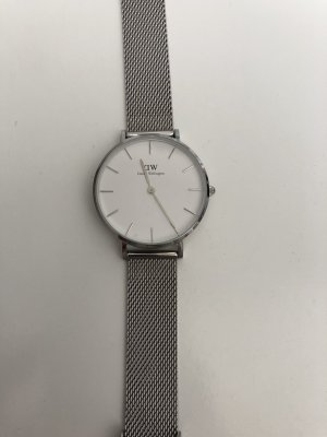 Daniel Wellington Petite Sterling Uhr