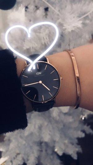 Daniel Wellington Set, Uhr+Armband