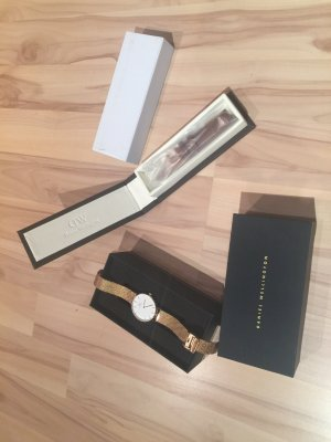 Daniel Wellington Analog Watch rose-gold-coloured-brown