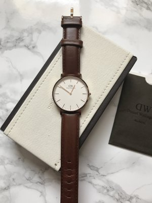 daniel wellington uhren g nstig kaufen second hand m dchenflohmarkt. Black Bedroom Furniture Sets. Home Design Ideas