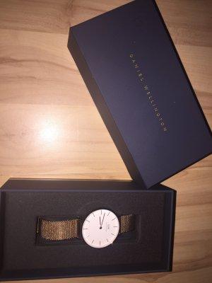 Daniel Wellington Reloj analógico color rosa dorado-marrón