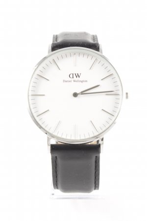 Daniel Wellington Watch With Leather Strap multicolored casual look