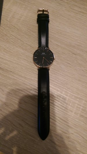 Daniel Wellington Uhr schwarz