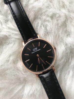 Daniel Wellington Uhr schwarz/roségold