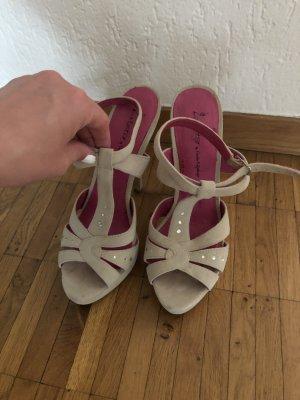 Daniela Katzenberger Sandaletten