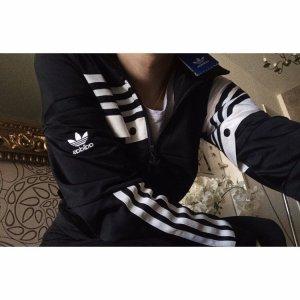 Adidas Originals Giacca nero