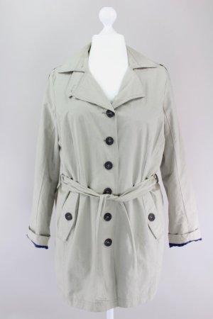 Danish Outerwear Trenchcoat creme Größe XL 1709180570997