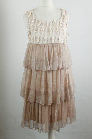 Danity Kleid Nude Gr. 36 Spitze