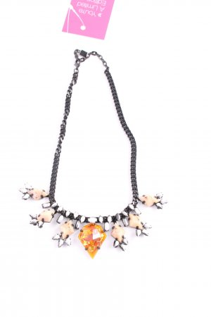 Dannijo Necklace multicolored party style
