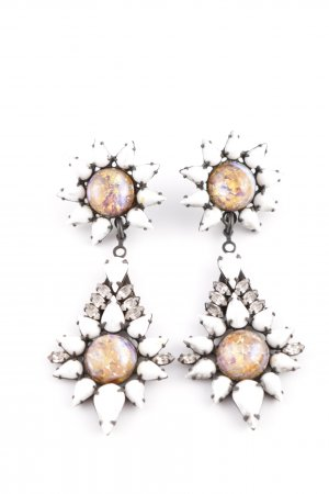 Dannijo Statement Earrings multicolored extravagant style