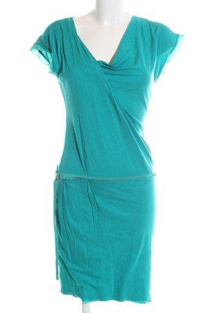 Dante 6 Shirt Dress turquoise business style