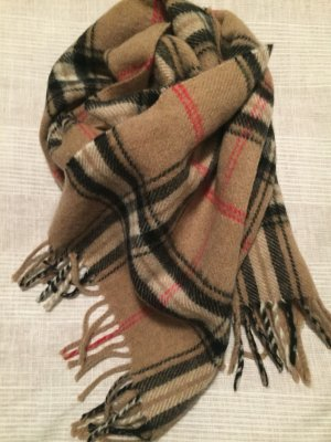 DANTE Schal mit Fransen Hochwertiger Schal aus edlem Kaschmir - Neu