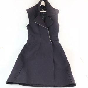 Dark Blue Alexander McQueen Coat