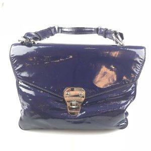 Dark Blue Balenciaga Shoulder Bag