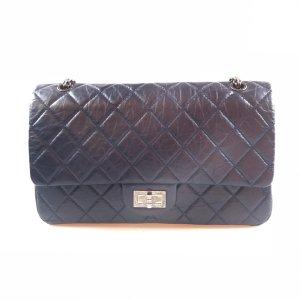 Dark Blue Chanel Cross Body Bag