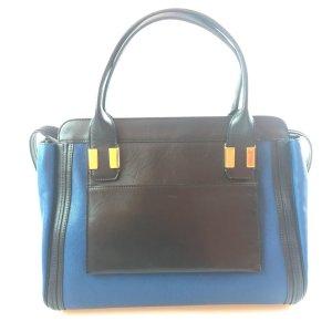 Dark Blue Chloe Shoulder Bag