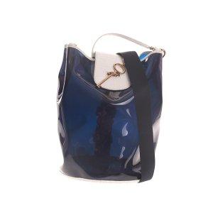 Emporio Armani Sac à dos bleu foncé
