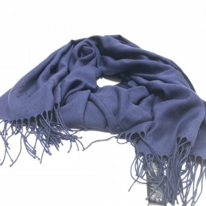 Dark Blue Emporio Armani Scarf