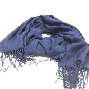 Emporio Armani Sciarpa blu scuro