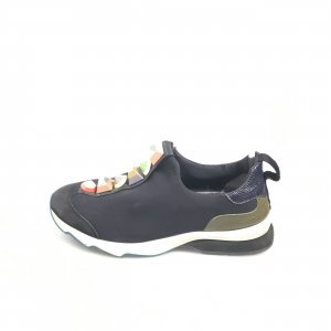 Dark Blue Fendi Sneaker