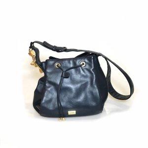 Dark Blue Ferre Shoulder Bag