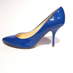 Dark Blue Giuseppe Zanotti High Heel