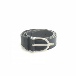 Dark Blue Gucci Belt
