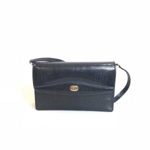 Dark Blue Gucci Shoulder Bag